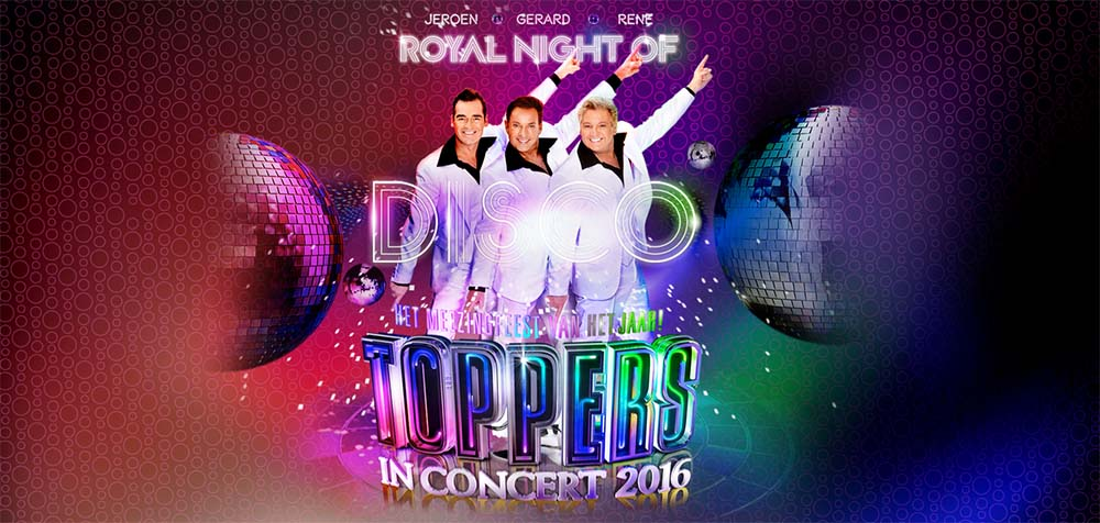 Toppers Amsterdam Arena - Royal Night Of